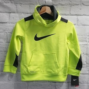 NWT Nike Therma-Fit Hoodie Little Kids 6 B4D